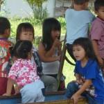 Le monde des Enfants Hmong