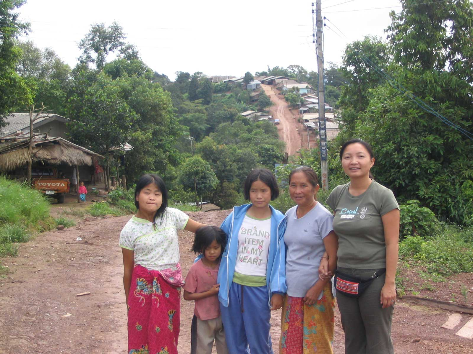 Famille Hmong