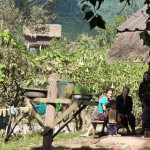 Village de Muang Xai