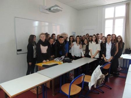 Eleves de Notre Dame de Rezé
