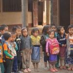 Enfants Thailandais